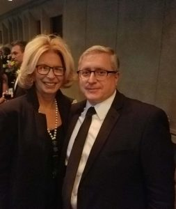 Michael Manoussos and janet DiFiore