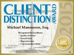 MM Law Client Distinction Award