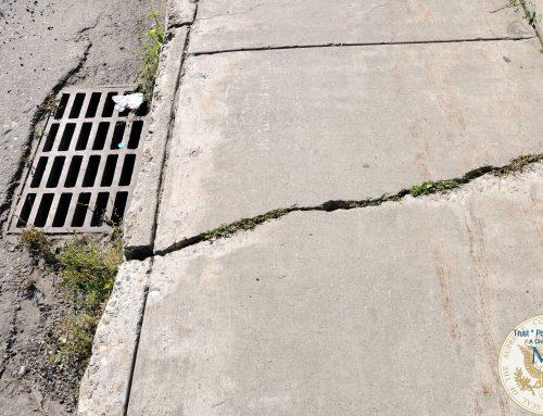Sidewalk Laws in New York City