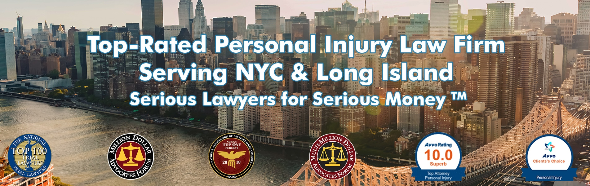 New York Personal Injury Law Firm