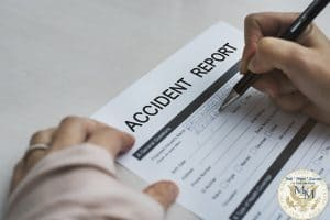 Reporting Prior Accidents 2